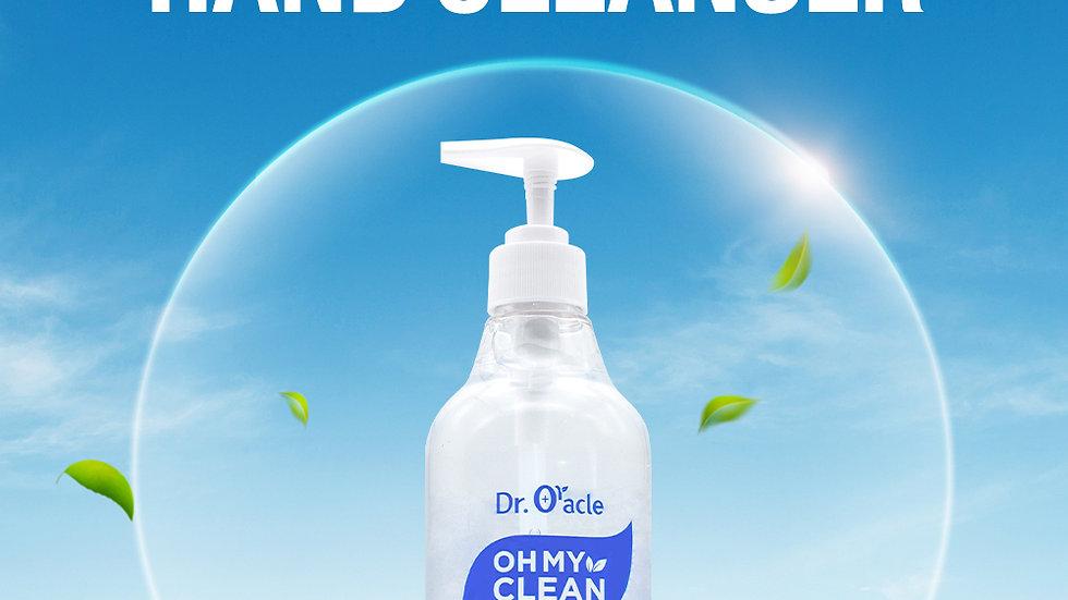 Oh My Clean Premium Hand Sanitizer (16.9fl.oz)