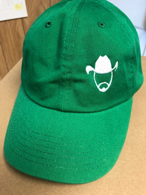 Green Hat with Logo