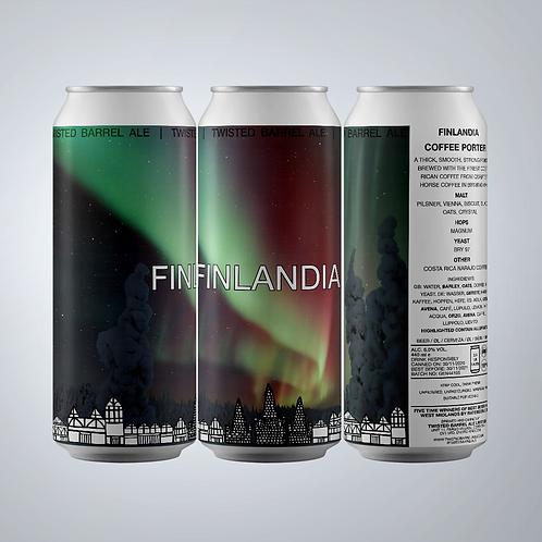 Twisted Barrel - Finlandia
