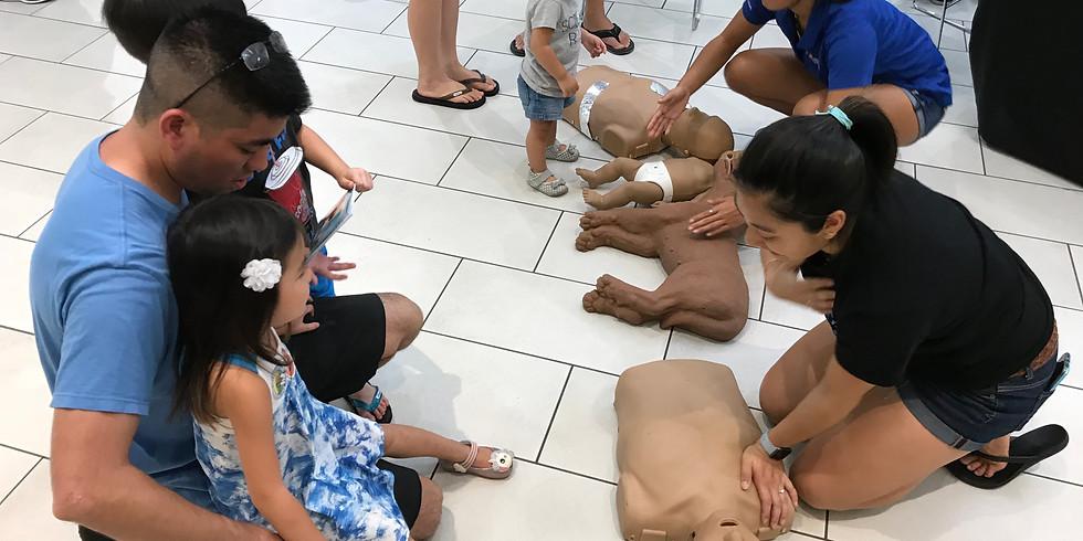 Family CPR Night