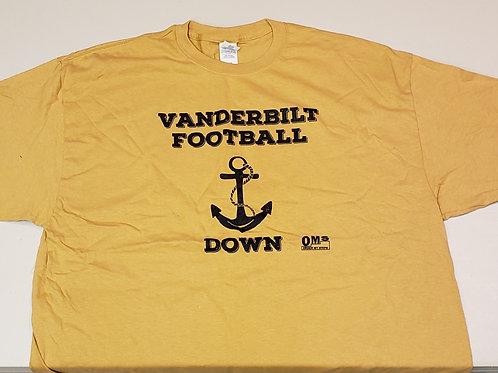 Team Burks 20 Vanderbilt Short Sleeve T-shirt