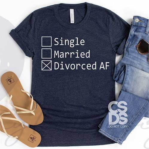 Divorced AF