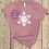 Thumbnail: Distressed Snowflake
