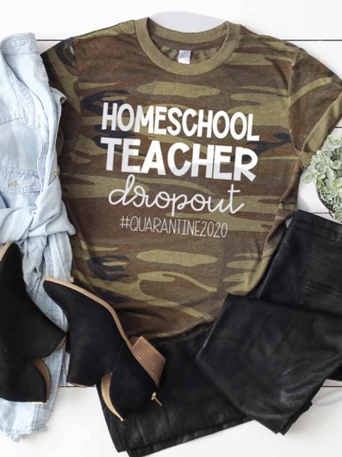Homeschool Teacher Dropout