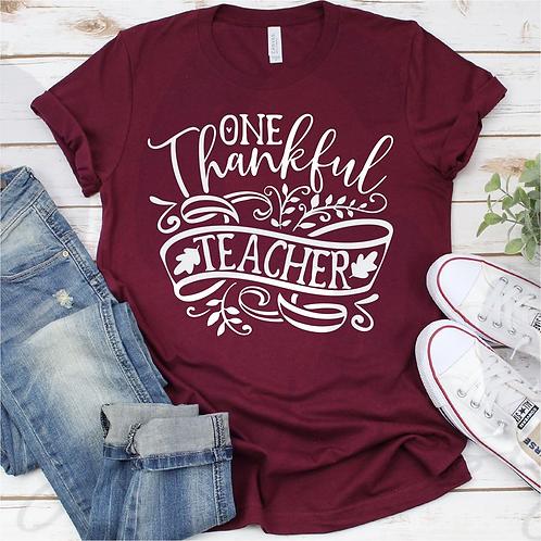 Thankful Teacher