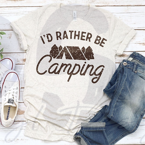 Rather Be Camping