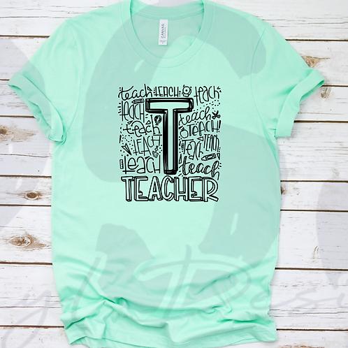 Teacher Typography