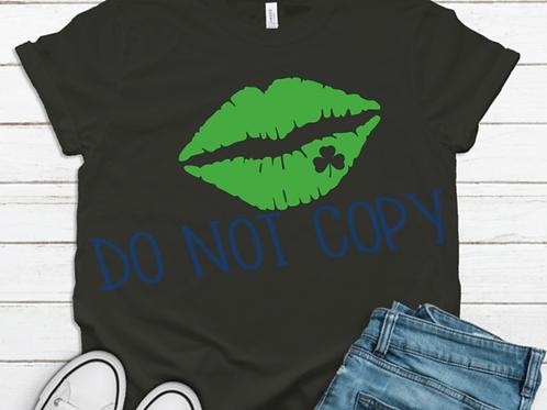 Shamrock Lips