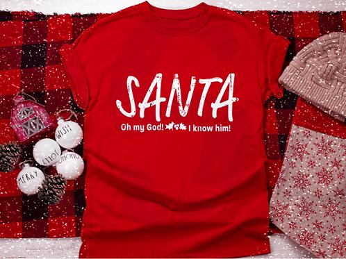 Santa, I Know Him!