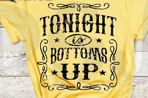 Tonight is Bottom's Up