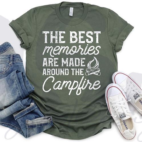 Memories Around the Campfire