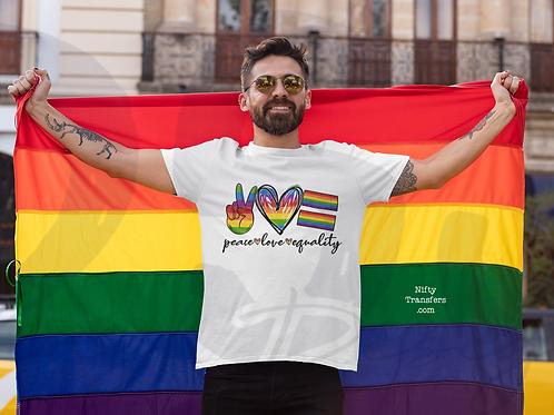 Peace Love Equality
