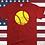 Thumbnail: Distressed Softball