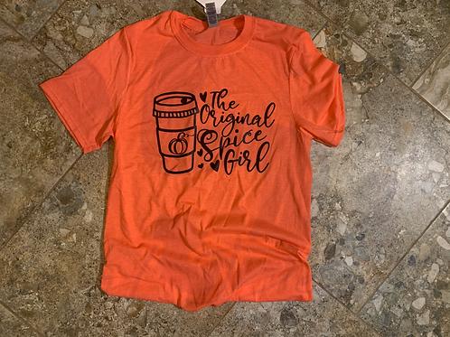 Original Spice Girl Pre-Made Short Sleeve Tee