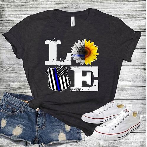 Law Enforcement Love