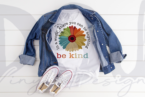 Be Kind - Multicolor