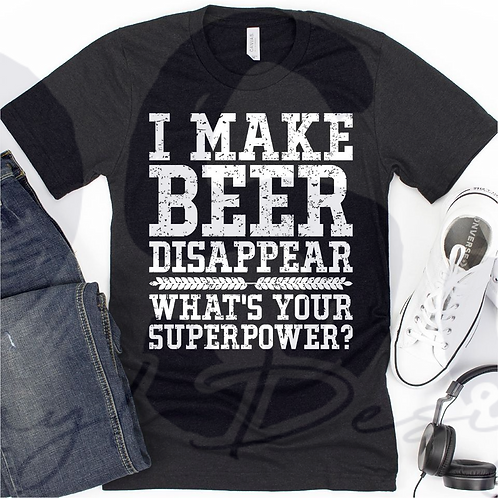 Beer Disappear