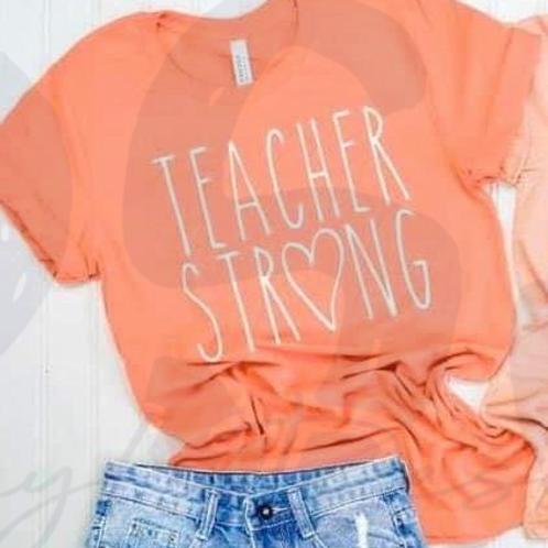 Teacher Strong