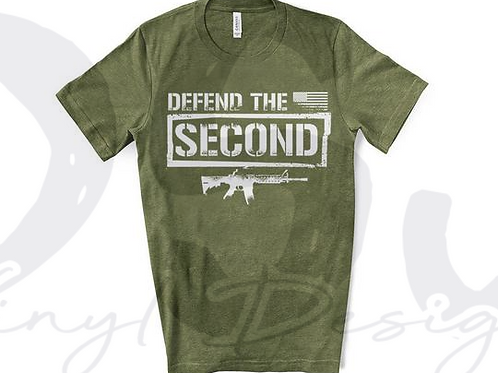 Defend The Second