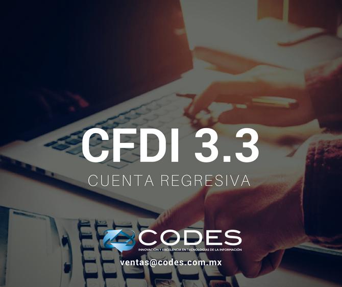Cuenta Regresiva... CFDI 3.3