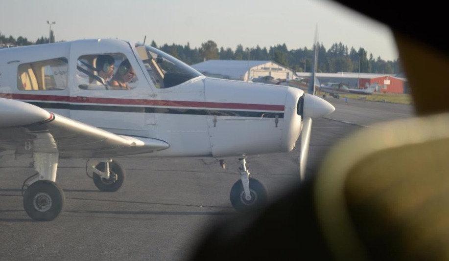 Flight or Ground Instruction @ CYCW
