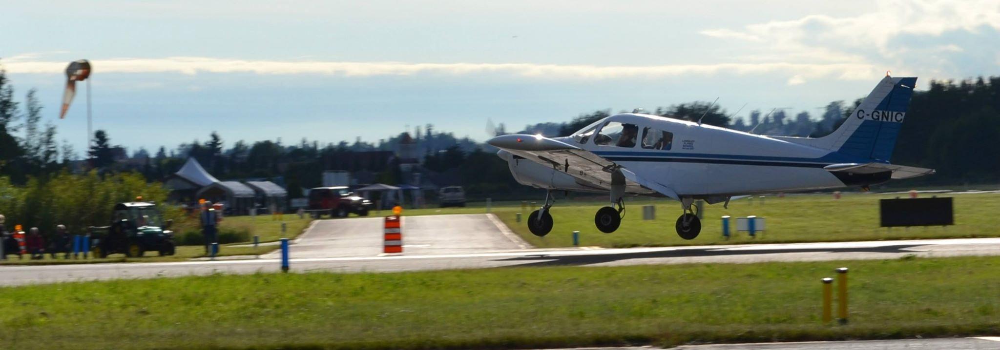 Flight or Ground Instruction @ CZBB