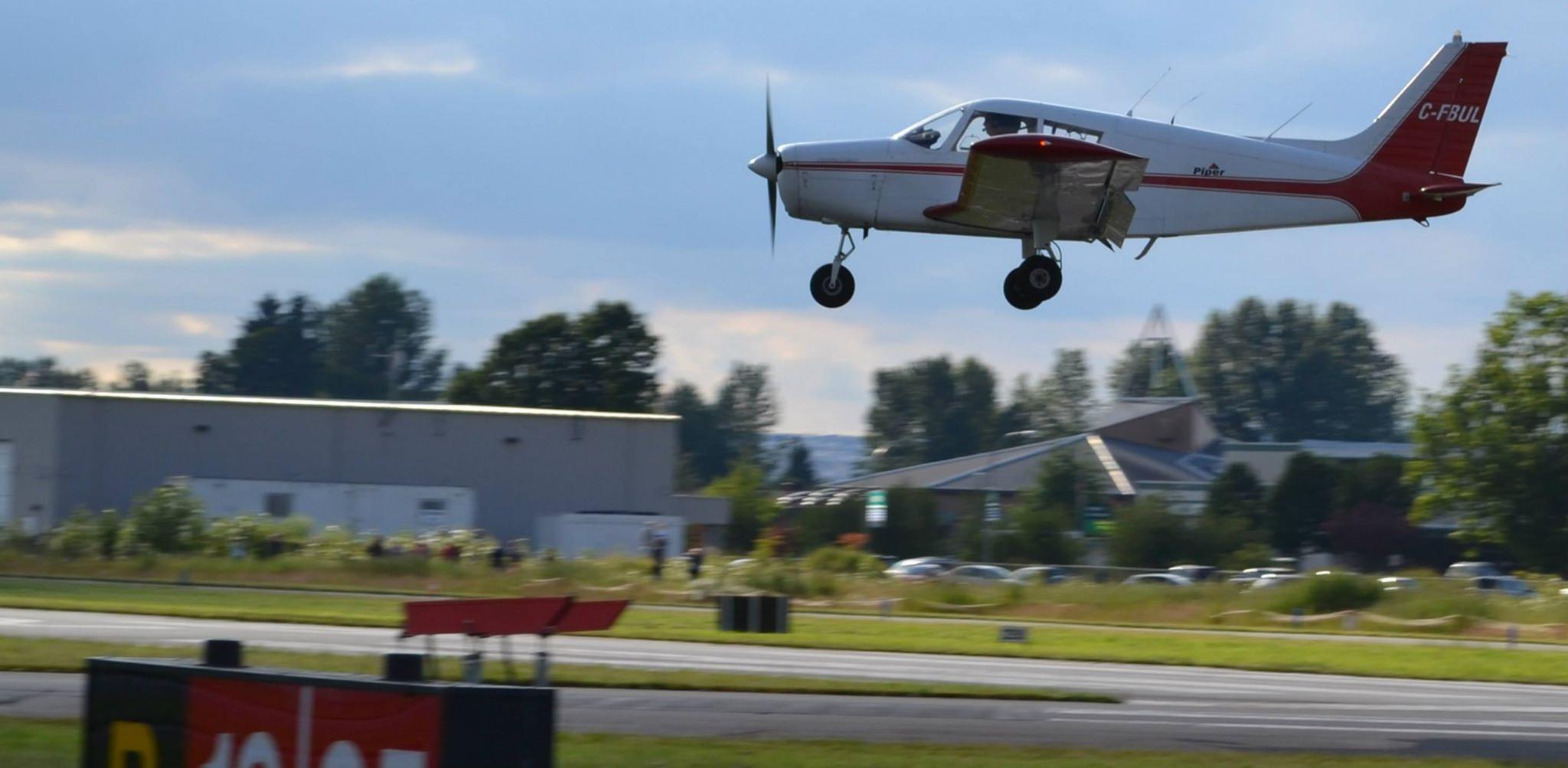 Flight or Ground Instruction @ CYNJ