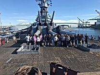 Los Angeles County Department of Animal Care final session aboard the USS Iowa