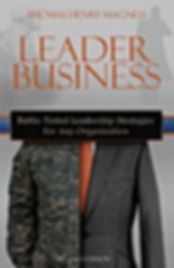 Leadrs Business by Thomas Heny Mgness