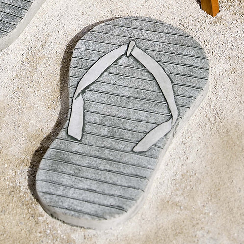 Flip Flop Stepping Stone - Right