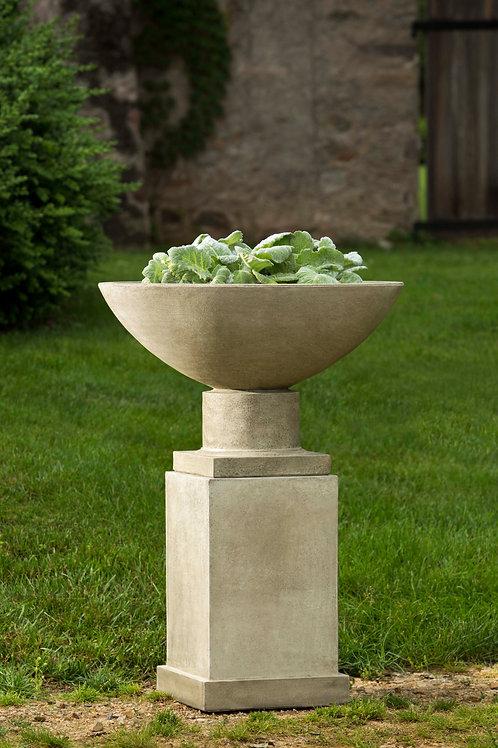 Savoy Planter with Pedestal