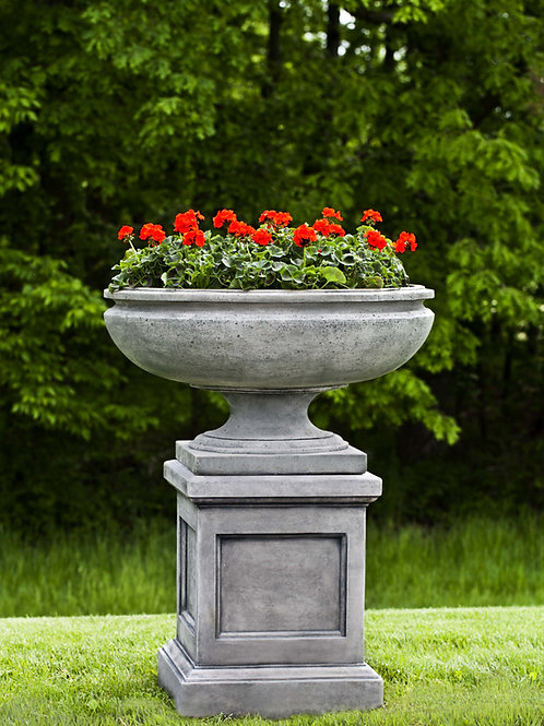 St. Louis Planter with Pedestal