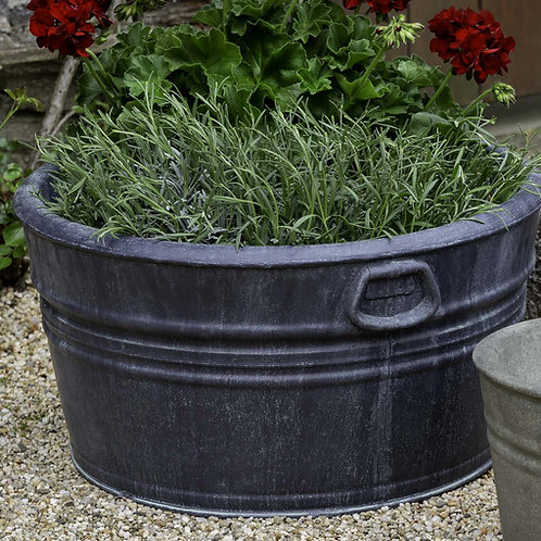 Farm Tub Planter, Large