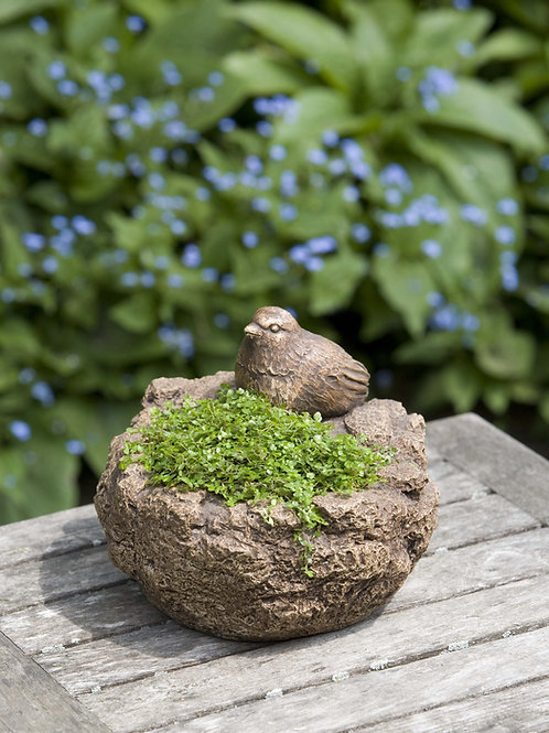 Mini Bird Planter