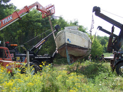 Boat Recovery