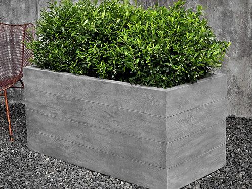 Chênes Brut Long Box Planter