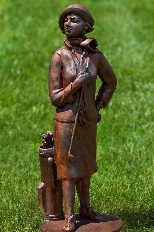 Classic Female Golfer