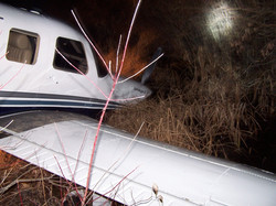 Plane crash recovery