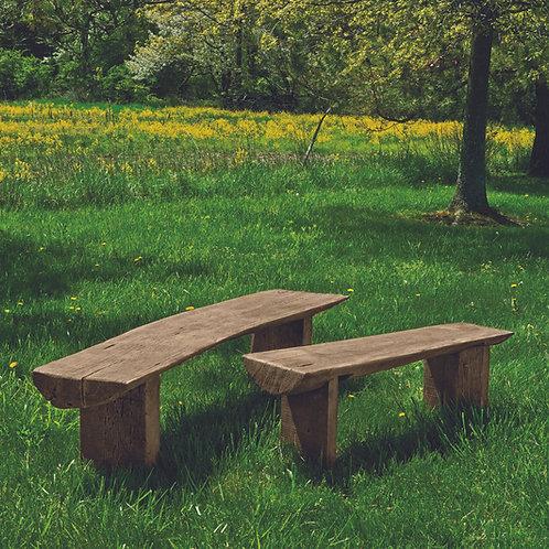 Large Bois Bench
