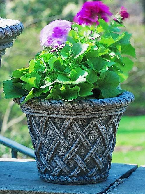 English Weave Small Planter