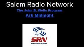 "Salem Radio Network: Maria Zack on ""Ark Midnight"" with John B Wells - 1.30.21"