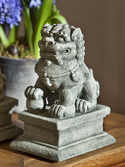 Small Temple Foo Dog Right