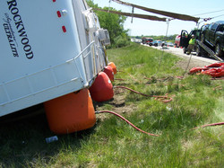 RV towing Recovery
