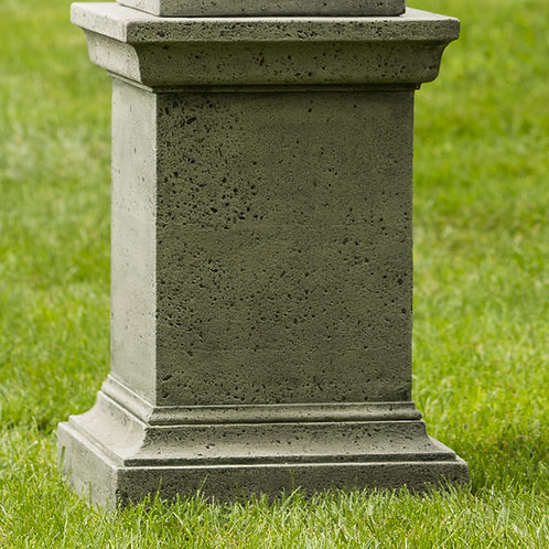 Greenwich Rustic Pedestal
