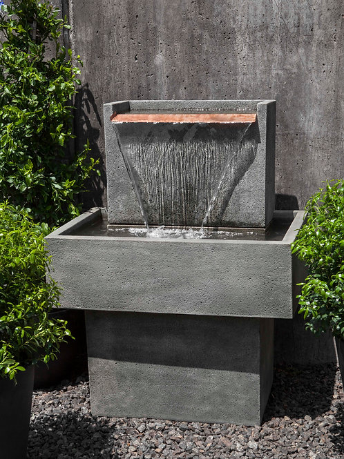 Falling Water Fountain I