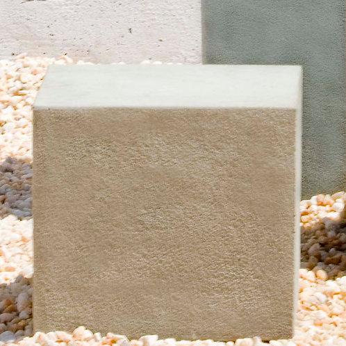 Short Square Textured Pedestal