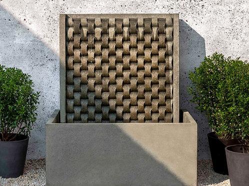 M Weave Fountain, Lg