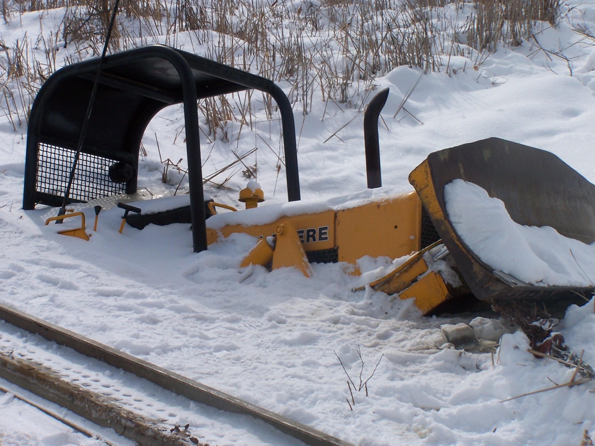 Bulldozer Recovery