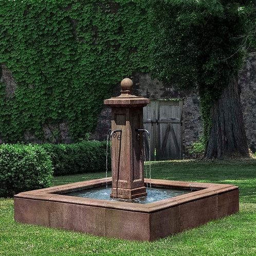 Luberon Estate Fountain