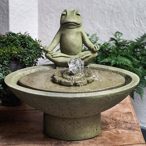 Garden Terrace Meditation Fountain